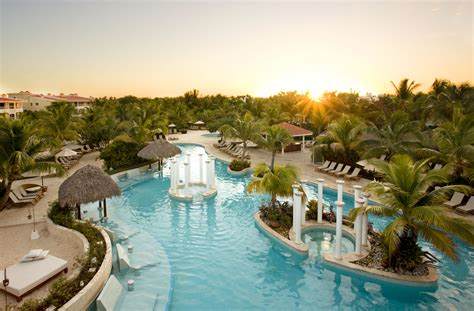 Paradise By The Beachfront Bungalow At Melia Caribe