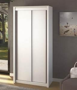 Armoire Chambre Profondeur 50 : armoire porte coulissante petite profondeur armoire ~ Edinachiropracticcenter.com Idées de Décoration