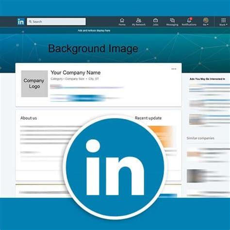 linkedin template linkedin template for company profile phases design studio