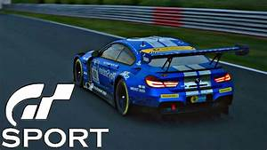 Bmw M6 Sport : gran turismo sport gameplay bmw m6 gt3 brands hatch 1080p 60fps youtube ~ Medecine-chirurgie-esthetiques.com Avis de Voitures