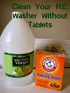Vinegar Clean Washing Machine