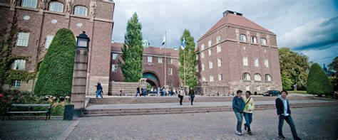Kth Royal Institute Of Technology, Sweden