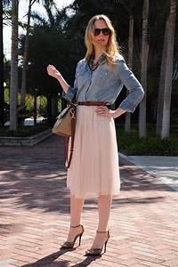 Street Style Ways to Wear a Tulle Skirt u2013 Glam Radar