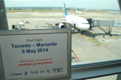 vol toronto air transat marseille le 1er vol d air transat en provenance de toronto s est pos 233 mardi 6 mai 2014