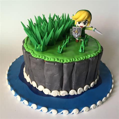 zelda wind waker cake cakecentralcom