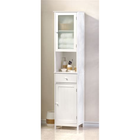 tall cabinet with shelves 70 7 8 tall lakeside white wood tall storage cabinet