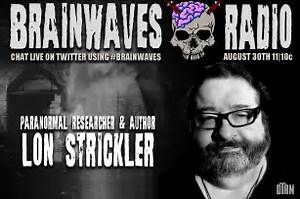 TONIGHT! #Brainwaves Episode 57: Paranormal Author and ...
