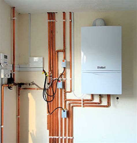 central plumbing and heating new boiler installation combination boiler install gas