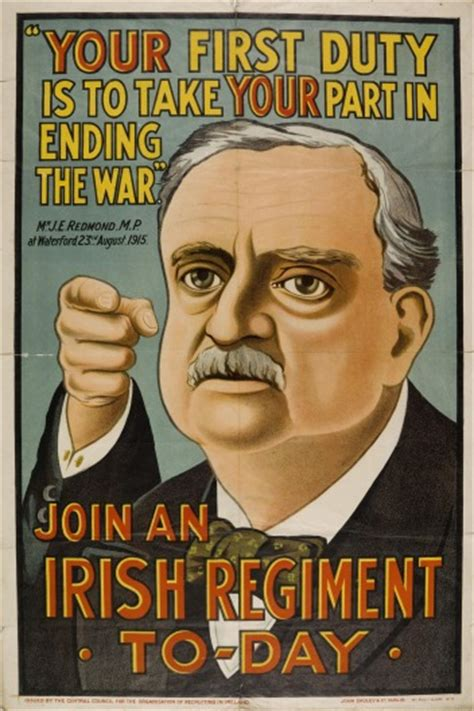 combined irish regiments recruiting irishmen
