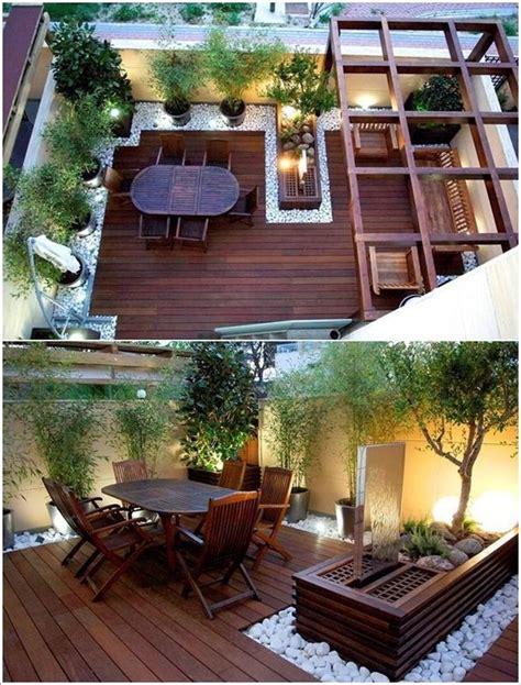 balcon bois caillebotis decoration terrase bois