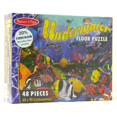 underwater floor puzzle from melissa and doug wwsm