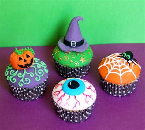 Halloween Party Rezepte  GruselMuffins backen