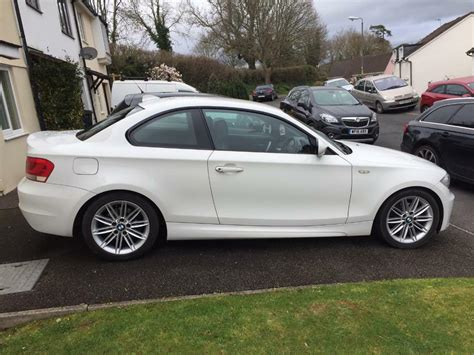 serie 1 coupé bmw 1 series coupe m sport excellent condition in torquay gumtree