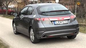 Teszt  Honda Civic 1 8 I-vtec - F U00f6ldi  U0171rj U00e1rm U0171