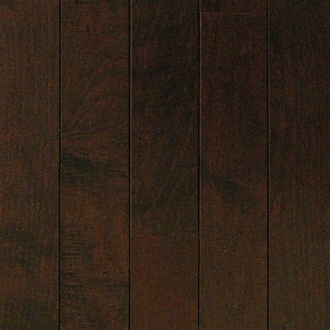 chocolate brown floor l millstead hs maple chocolate 3 8 in thick x 3 3 4 in