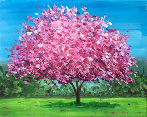 pink tree paint a holics pink tree mattucci winery oceanside