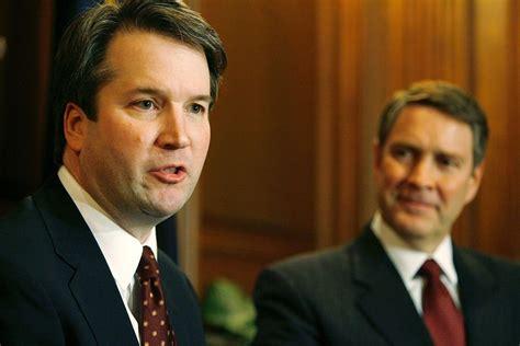 Trump's reported SCOTUS finalists: Brett Kavanaugh, Amy