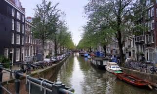 Amsterdam Netherlands Canals
