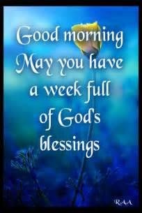 Good Monday Morning Prayer