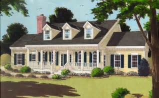 cape cod blueprints great one story 7645 3 bedrooms and 2 5 baths the house designers