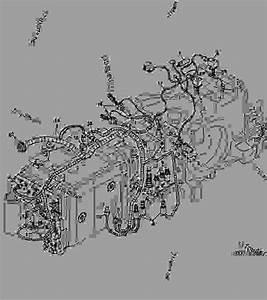 Wiring Harness  Ivt   7710  7810  - Tractor John Deere 7810 - Tractor