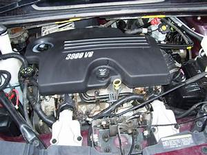2008 Pontiac Montana Engine