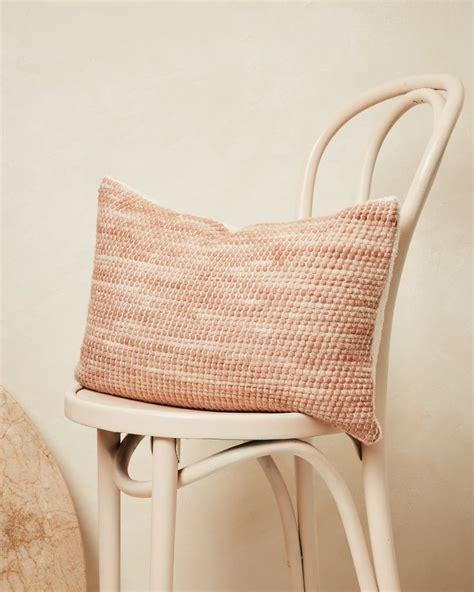 Sheila Lumbar Pillow - Salmon | Pillows, Lumbar pillow, Salmon
