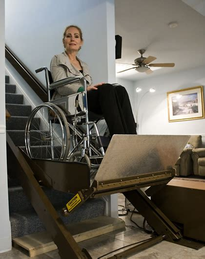 all about the stair chair and stair lifts