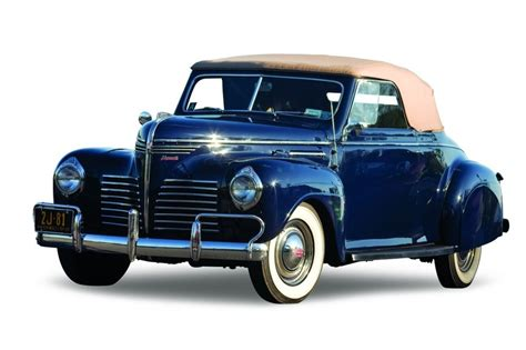 The 1940s Cars - History and Development