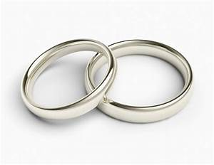 Silver wedding rings forever and always wedding rings on for Silver band wedding rings