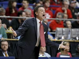 Watch: Former Louisville coach Rick Pitino discusses his ...