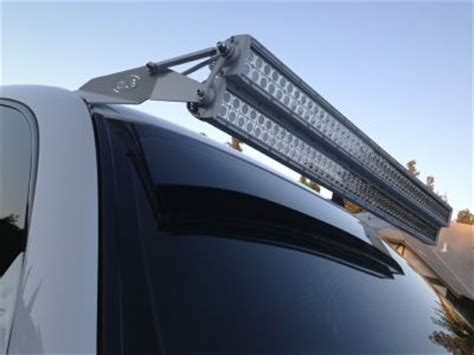 50 inch olb dual stacked led light bar roof mounts and