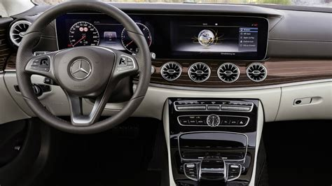 mercedes  class coupe interior youtube
