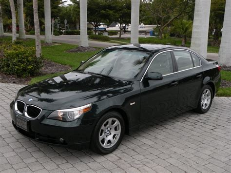 Bmw 530i 2004 by 2004 Bmw 530i For Sale In Fort Myers Fl Stock 810126