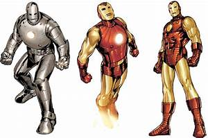 The Greatest Iron Man Armors of the Last 50 Years: An ...