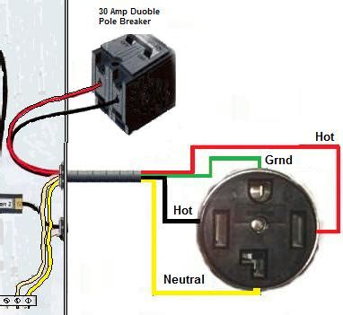 wiring diagram for 4 prong dryer wire a dryer outlet