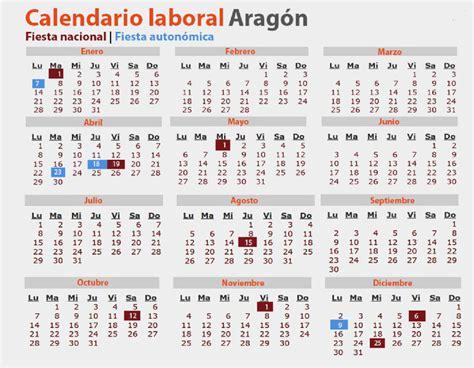 calendario laboral diciembre