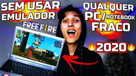 The game is specially designed for powerful and advanced devices, with maximum graphics, new special effects, sounds and ultra hd resolution. FREE FIRE em PC & NOTEBOOK FRACO SEM USAR EMULADOR (32/64 ...