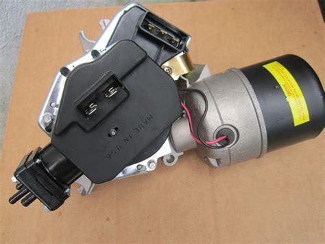 Camaro Firebird Trans Wiper Motor With