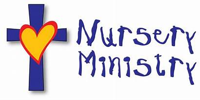Nursery Church Clipart Clip Volunteers Cliparts Ministry