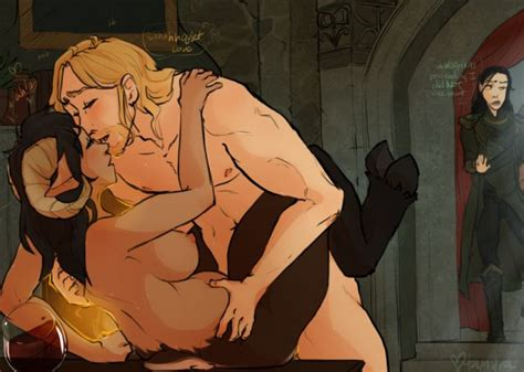 thor fucks female satyr thor artwork and hentai sorted by position luscious