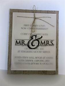 25 best ideas about handmade wedding invitations on With wedding invitations usa handmade