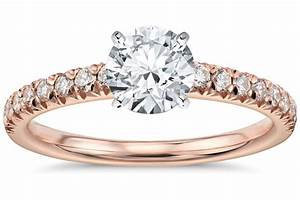 the biggest engagement ring trends for 2017 bridalguide With popular wedding ring styles 2017