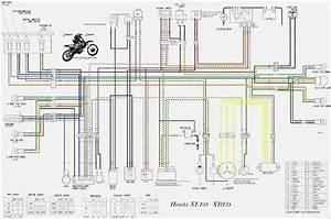 82 Honda Xr500r Cdi Wiring Diagram Wiring Automotive