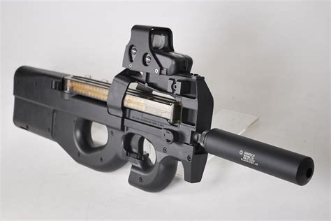 Review Of P90 Airsoft Gun