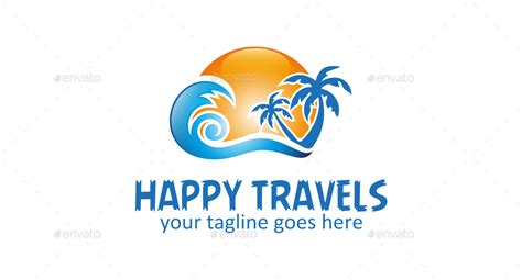 Happy Travels By Tholai Graphicriver