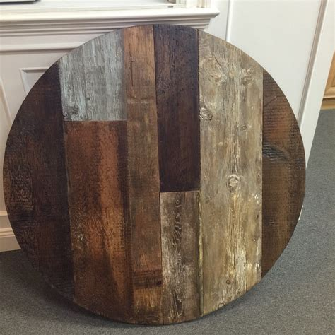 Round Dining Table Table Top Wood Variety By Freshrestorations