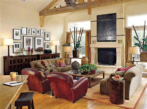 Large Living Room Furniture Arrangements by Furniture Placement With Large Fireplace In Great Room