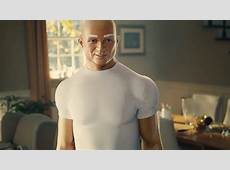 Mr Clean Will Seduce You With His Cleaning Abilities in