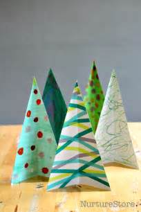 christmas sensory play christmas tree craft and matching game nurturestore